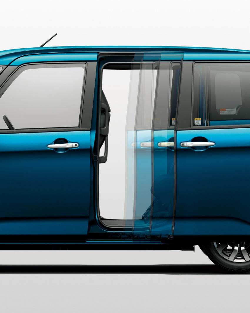Bộ đôi Toyota Roomy và Tank minivan ra mắt tại Nhật Bản - 5