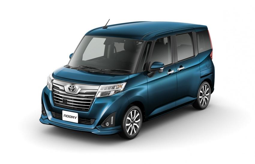 Bộ đôi Toyota Roomy và Tank minivan ra mắt tại Nhật Bản - 4