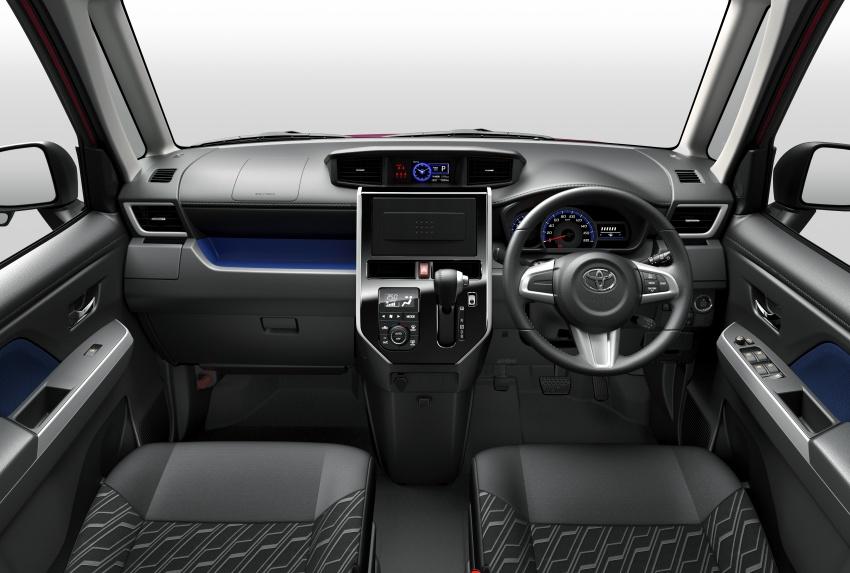 Bộ đôi Toyota Roomy và Tank minivan ra mắt tại Nhật Bản - 7