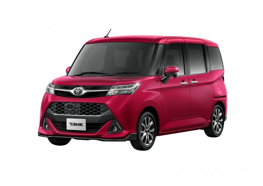 Bộ đôi Toyota Roomy và Tank minivan ra mắt tại Nhật Bản - 9
