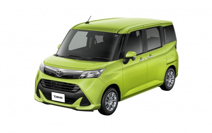 Bộ đôi Toyota Roomy và Tank minivan ra mắt tại Nhật Bản - 10