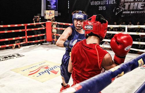 Đương kim vô địch SEA Games Lừu Thị Duyên gặp thách thức lớn - 4