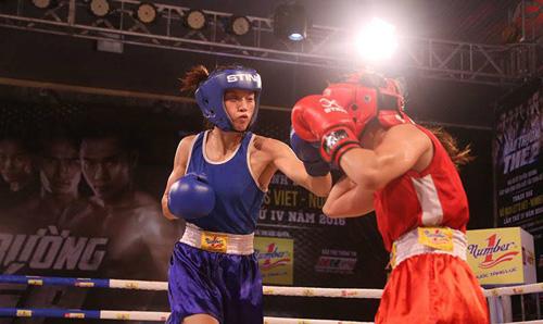 Đương kim vô địch SEA Games Lừu Thị Duyên gặp thách thức lớn - 1
