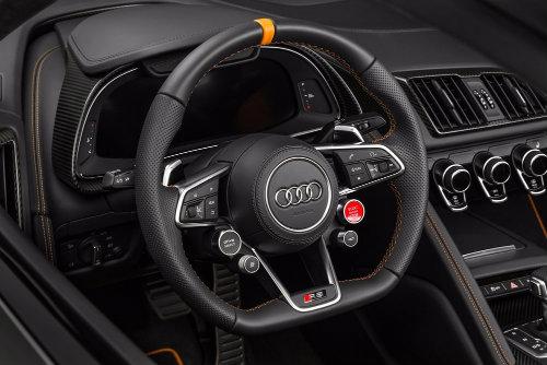 Audi R8 V10 Plus Exclusive Edition siêu hiếm giá 5,1 tỷ đồng - 3