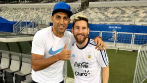 """""""Messi quá giỏi, đến ISIS cũng phải sợ hãi"""" - 1"""
