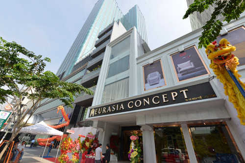 Eurasia Concept – Tiên phong nâng tầm phong cách sống người Việt - 1
