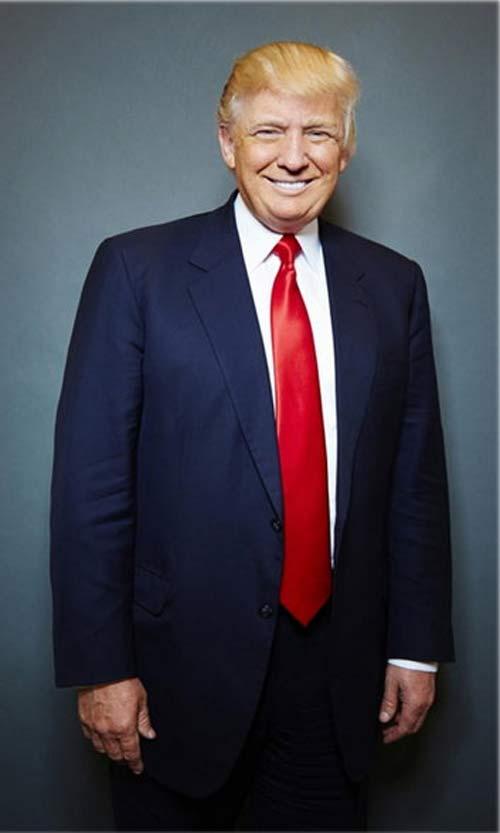 Ngắm những bộ vest trăm triệu của Donald Trump - 5
