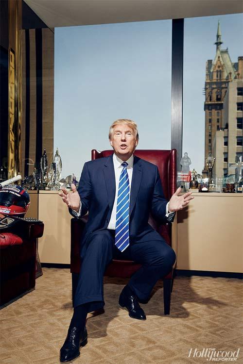 Ngắm những bộ vest trăm triệu của Donald Trump - 8