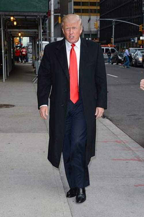 Ngắm những bộ vest trăm triệu của Donald Trump - 6