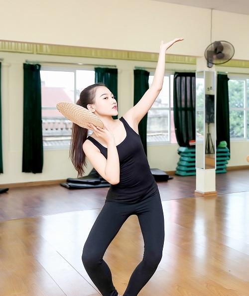 Mỹ nữ thi Hoa hậu Châu Á tích cực tập gym, luyện múa - 6