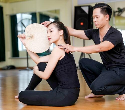 Mỹ nữ thi Hoa hậu Châu Á tích cực tập gym, luyện múa - 7