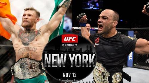 """""""Gã điên UFC"""" đấu Alvarez: Đại chiến giữa 2 vị vua - 1"""
