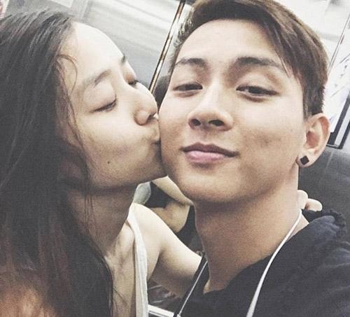 Bạn gái của con trai Hoài Linh gây bất ngờ với ảnh gợi cảm - 1