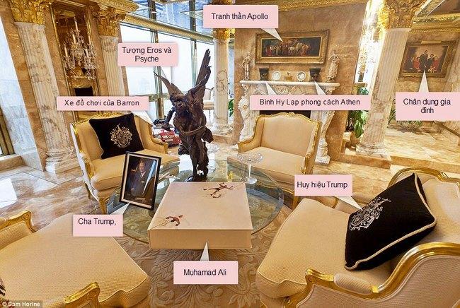 Chiêm ngưỡng siêu căn hộ 2.200 tỉ của tân Tổng thống Mỹ - 2