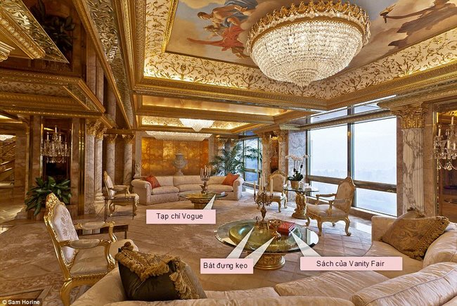 Chiêm ngưỡng siêu căn hộ 2.200 tỉ của tân Tổng thống Mỹ - 3