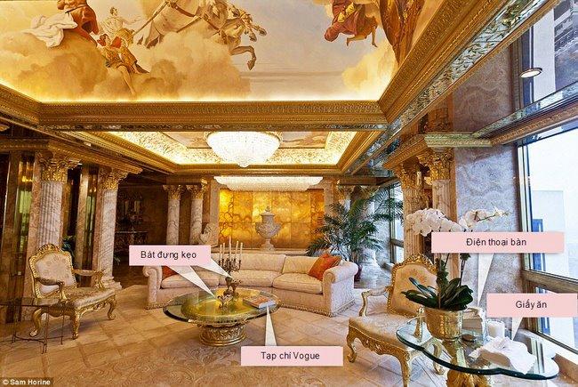 Chiêm ngưỡng siêu căn hộ 2.200 tỉ của tân Tổng thống Mỹ - 5