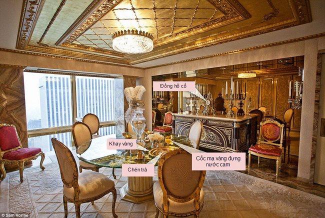 Chiêm ngưỡng siêu căn hộ 2.200 tỉ của tân Tổng thống Mỹ - 4