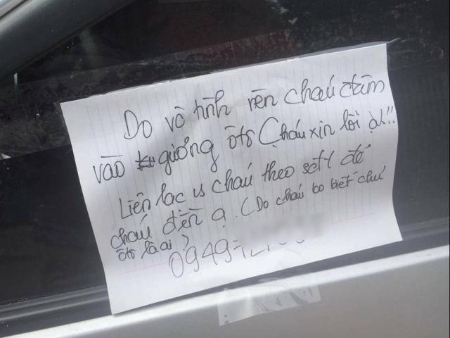 """Vụ ô tô bị sơn chữ """"NGU"""": Chủ xe có thể bị phạt? - 3"""