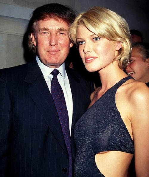 Thời trẻ điển trai, cực nhiều tiền và rất đào hoa của ông Trump - 7