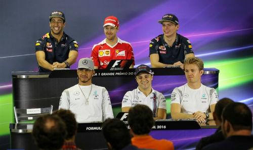 F1 - Brazilian GP: Cơ hội mong manh - 1