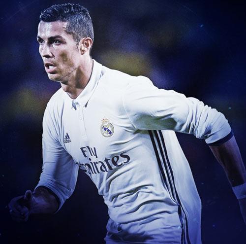 Cầu thủ xuất sắc nhất 2016: Ronaldo số 1, Messi thứ 4 - 1