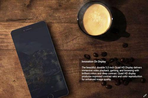 """iPhone SE 2017 màn hình lớn, đẹp chẳng kém """"ai"""" - 1"""
