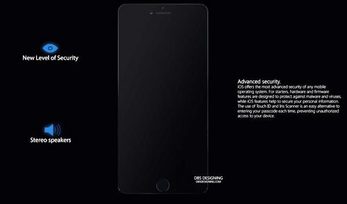 """iPhone SE 2017 màn hình lớn, đẹp chẳng kém """"ai"""" - 3"""