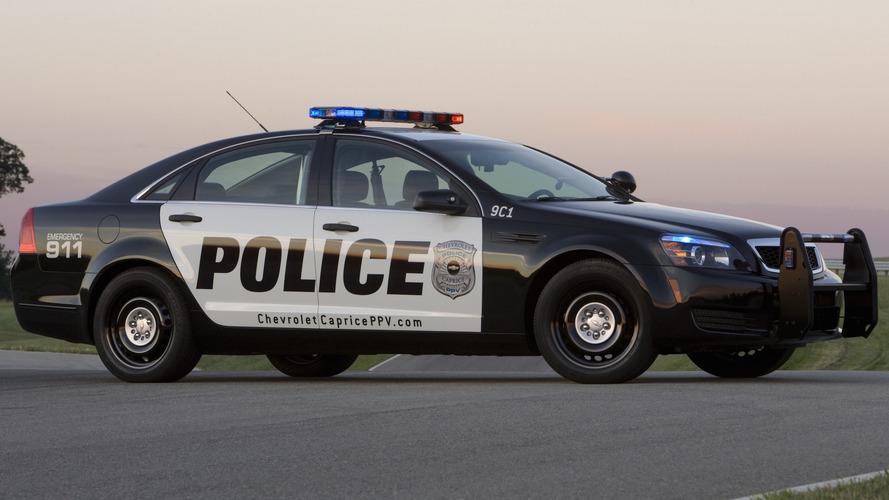 Những chiếc xe cảnh sát Mỹ nhanh nhất cho năm 2017 - 1