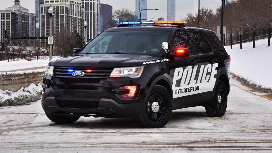 Những chiếc xe cảnh sát Mỹ nhanh nhất cho năm 2017 - 5