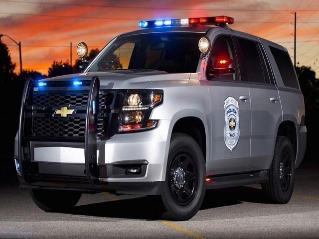 Những chiếc xe cảnh sát Mỹ nhanh nhất cho năm 2017 - 2