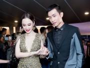Angela Phương Trinh gợi cảm, nắm chặt tay Võ Cảnh