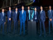 Thể thao - Tennis-ATP Finals: 8 SAO bảnh bao, sẵn sàng khai chiến