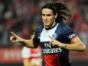 Bóng đá - Bàn thắng đẹp vòng 12 Ligue 1: Cavani chớp thời cơ