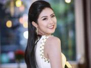 Thời trang - Hoa hậu Ngọc Hân thả dáng với áo váy ôm sát gợi cảm