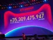 Thị trường - Tiêu dùng - Alibaba kiếm 5 tỷ USD sau 90 phút ngày mua sắm Độc Thân