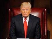 Ngắm những bộ vest trăm triệu của Donald Trump