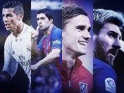 Bóng đá - Cầu thủ xuất sắc nhất 2016: Ronaldo số 1, Messi thứ 4