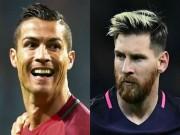 Bóng đá - Tranh QBV: Messi mạnh ở CLB, Ronaldo dựa dẫm ĐTQG