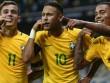 Góc chiến thuật Brazil - Argentina: Bộ ba huyền ảo