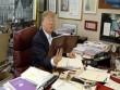 Tân Tổng Thống Mỹ Donald Trump không sử dụng laptop