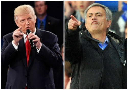 Mourinho: Có một Donald Trump 2.0 ở thế giới bóng đá - 1