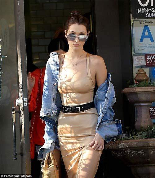 Bella Hadid chính thức gia nhập hội độc thân quyến rũ - 2