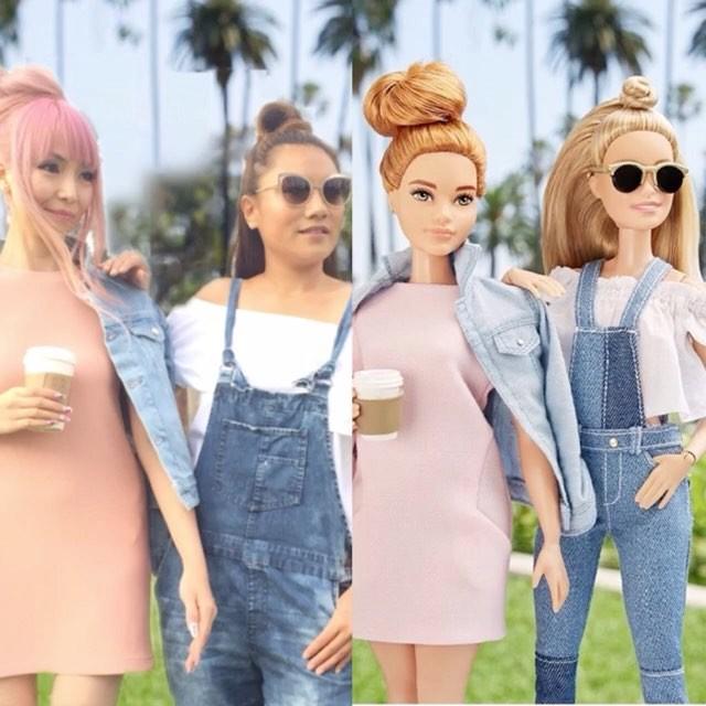 Ngán ngẩm trước những phiên bản lỗi của búp bê Barbie - 2