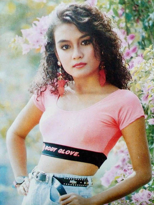 Không ngờ mỹ nhân Việt thập niên 90 cũng sexy đến vậy - 9