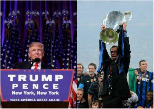 Mourinho: Có một Donald Trump 2.0 ở thế giới bóng đá - 2