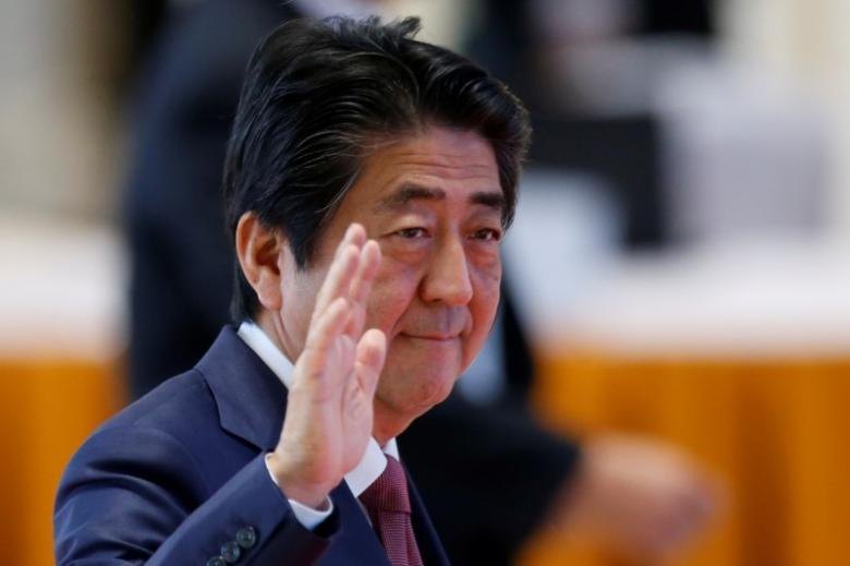 Trump coi Nhật là đồng minh để kiềm chế TQ - 1
