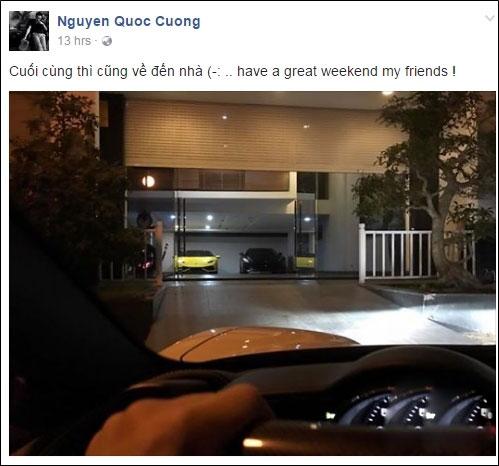 """Cường Đô la và siêu xe bị cảnh sát giao thông """"hỏi thăm""""? - 2"""