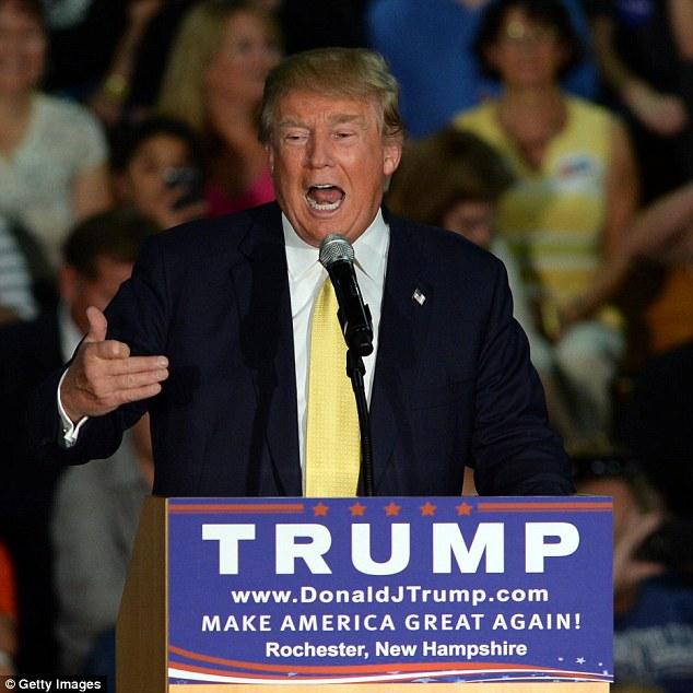 Trump từng tuyên bố không lấy một xu lương tổng thống - 1