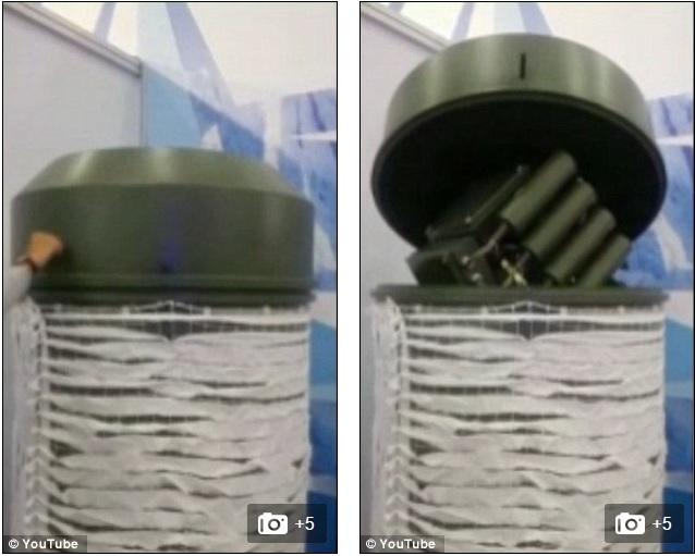 Robot sát thủ Nga có thể tiêu diệt mục tiêu cách 7 km - 1