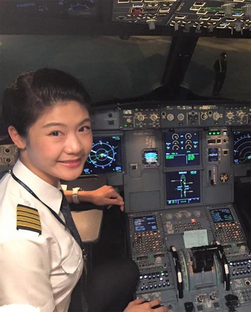 Nữ phi công hủy hôn Trương Thế Vinh sắp lấy người khác? - 3